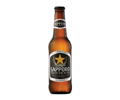 Sapporo Asian Beer